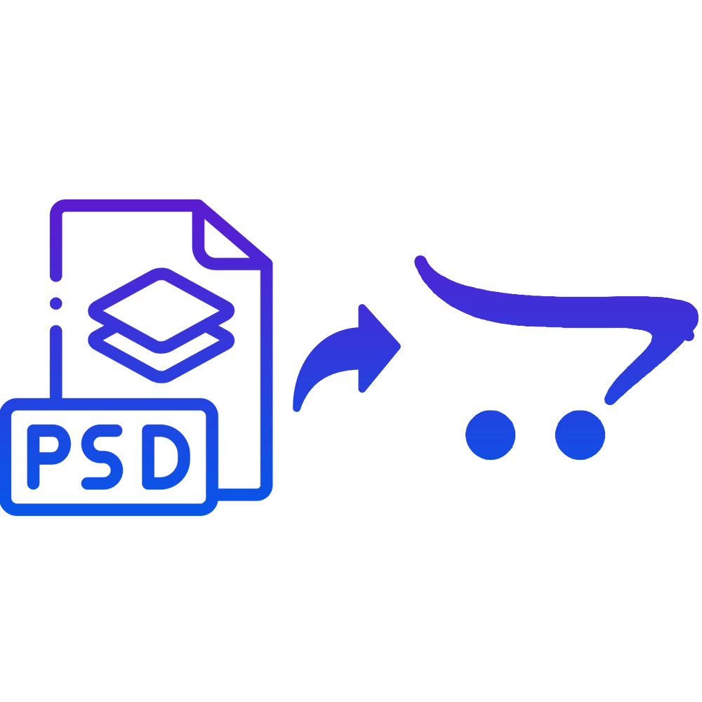 PSD To Opencart